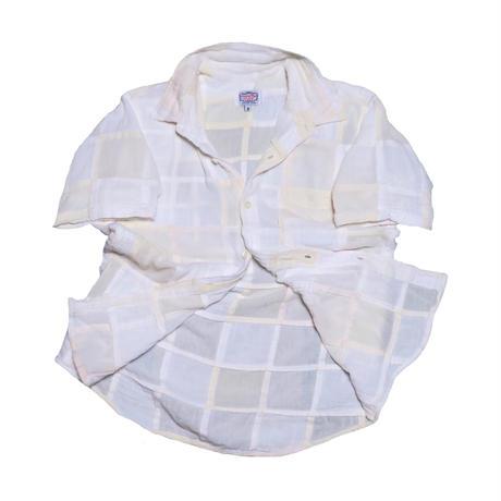 GAIJIN MADE(ガイジンメイド) パッチワーク半袖シャツ④