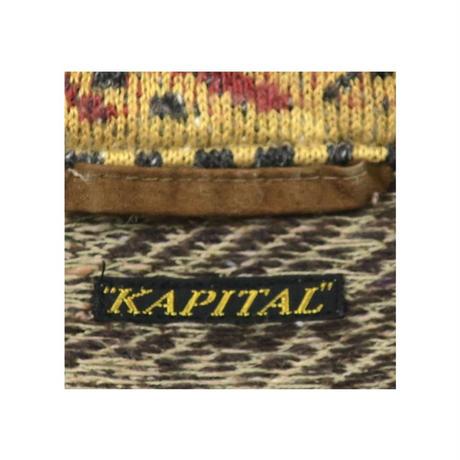 KAPITAL(キャピタル) ネイティブジャケット