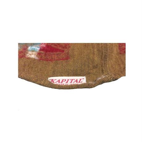 KAPITAL(キャピタル) サンダーバードスヌード