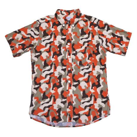 NEPENTHES(ネペンテス) カモフラージュ柄シャツ