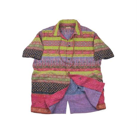KAPITAL(キャピタル) チロリアンシャツ