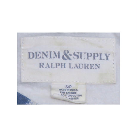 DENIM&SUPPLY Ralph Lauren(デニムアンドサプライ ラルフローレン) パーカー