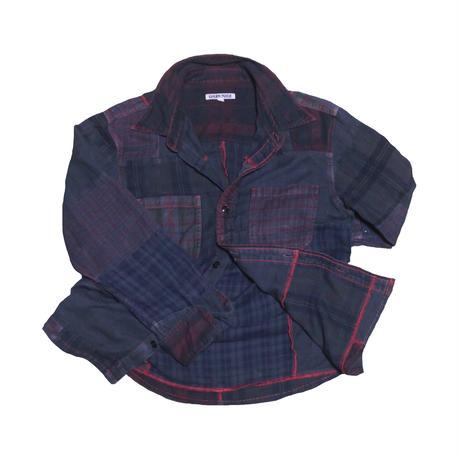 GAIJIN MADE(ガイジンメイド) パッチワークシャツ
