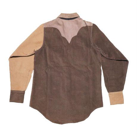 ROCKMOUNT(ロックマウント) クレージーパターンウエスタンシャツ