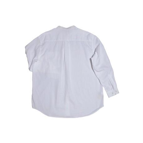 『レディース』Eddie Bauer(エディーバウアー) バンドカラーシャツ