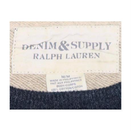 DENIM&SUPPLY Ralph Lauren(デニムアンドサプライ ラルフローレン) スウェット