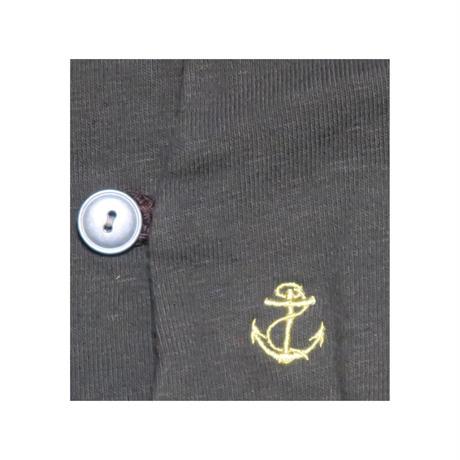 KAPITAL(キャピタル) アンカー刺繍パーカー