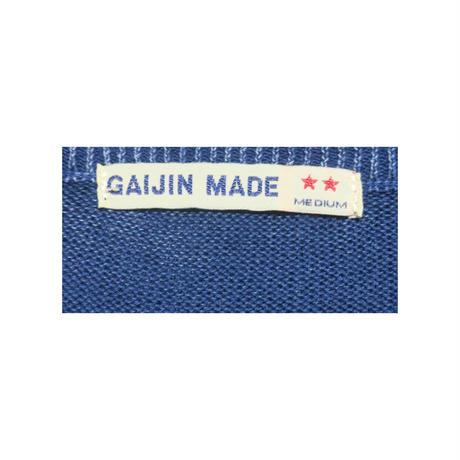 GAIJIN MADE(ガイジンメイド) サマーセーター