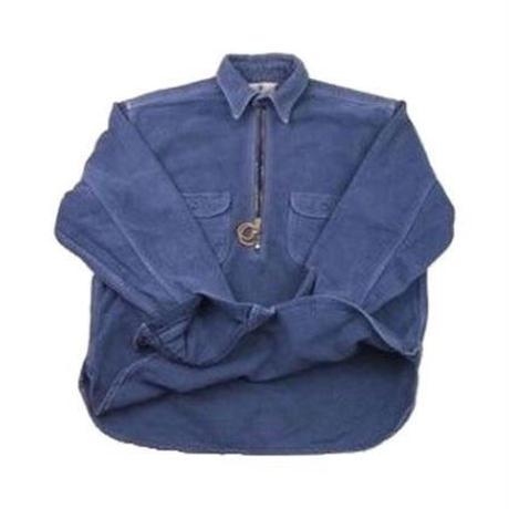 A BATHIG APE(アベイシングエイプ)ハーフジップシャツ