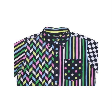 Bohemians(ボヘミアンズ) クレージーパターンシャツ
