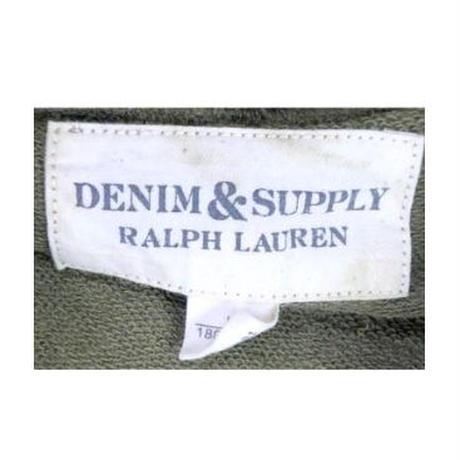 DENIM&SUPPLY Ralph Lauren(デニムアンドサプライ ラルフローレン) ペンキ加工パーカー