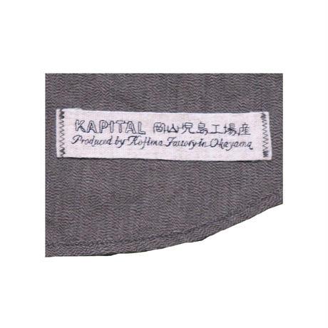 KAPITAL(キャピタル) 半袖シャツ