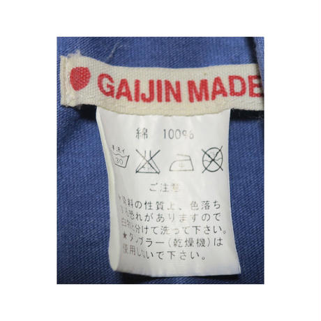 GAIJIN MADE(ガイジンメイド) タイダイストール