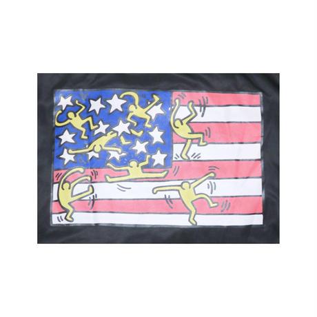 Keith Haring/BROWNY(キースへリング/ブラウニー) MA1