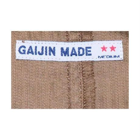 GAIJIN MADE(ガイジンメイド) コーデュロイジャケット