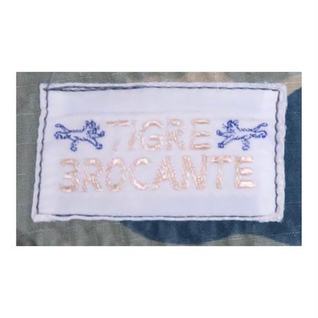 TIGRE BROCANTE(ティグルブロカンテ) カモフラージュ柄カーゴパンツ