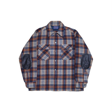 PENDLETON(ペンドルトン) エルボーパッチウールシャツ