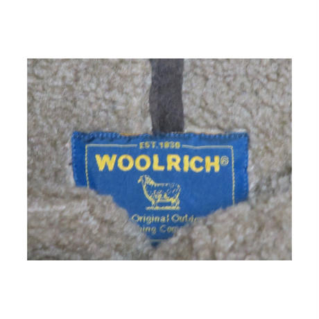 WOOLRICH​(ウールリッチ) ムートンダッフルコート