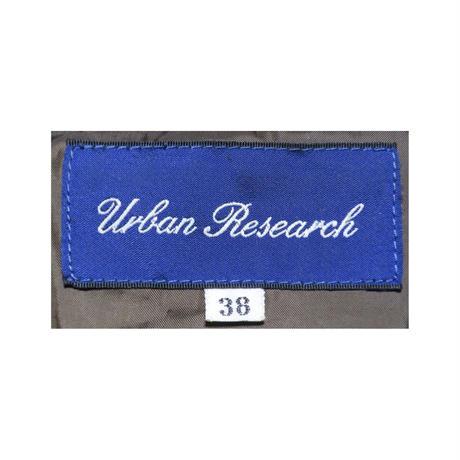 URBAN RESEARCH(アーバンリサーチ) レザーブルゾン