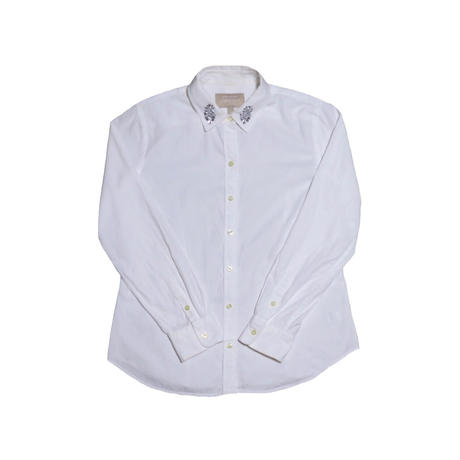『レディース』BANANA REPUBLIC(バナナリパブリック) 白シャツ