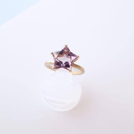 Etoile Ring M(ローズアメジスト)