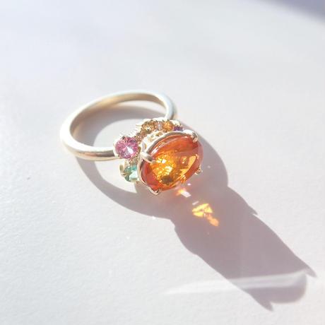 Nature Ring/ファイヤーオパール