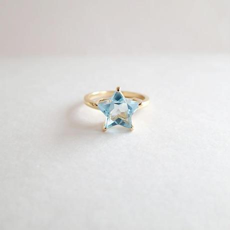 Etoile Ring M(ブルートパーズ)