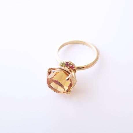 Jewel Ring (シトリン)