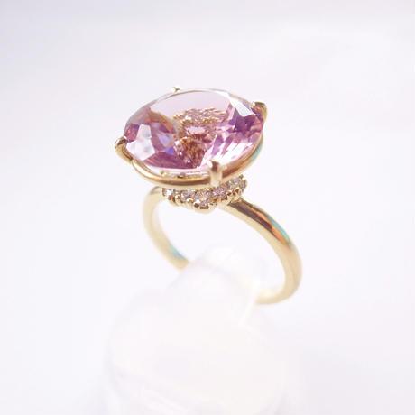 Grace Ring (ピンクトルマリン)
