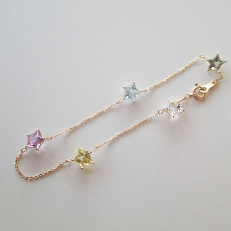 Tiny Etoile Bracelet  ( multicolored )