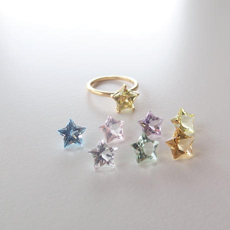 Tiny Etoile Ring
