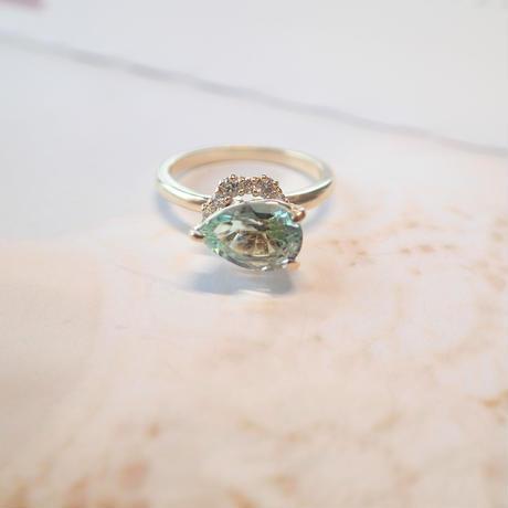Grace Ring (ミントトルマリン)