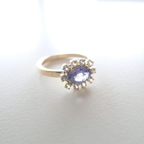 Sparkle ring(タンザナイト)