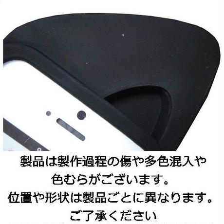 Valfre ヴァルフェー 口紅型 LIPSTICK 3D IPHONE 5 5S SE ケース 立体 リップスティック ブラック シリコン アイホン