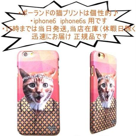 MrGUGU&MissGO ミスターググアンドミスゴー 猫ケース キャット Grand cat case iphone 6 6s 猫のアイフォンケース かわいいiphone6Sケース  海外 ブランド