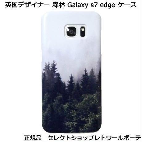 Lemur 英国デザイナー galaxy s7 edge case ギャラクシーs7エッジ ケース ブランド メンズ ハード 森林 森 大自然 海外