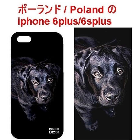 MrGUGU&MissGO ミスターググアンドミスゴー ポーランド BEST FRIENDS PHONE CASE iphone 6plus / 6splus アイフォン シックス プラス ケース