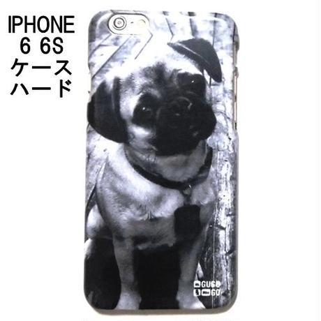 MrGUGU & MissGO ミスターググアンドミスゴー iphone6ケース iphone6sケース PUG パグ case 6 6s