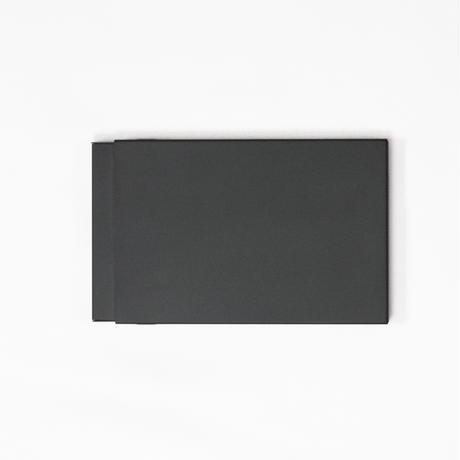 メタルケース BLACK SERIES BK01-アルミニウム