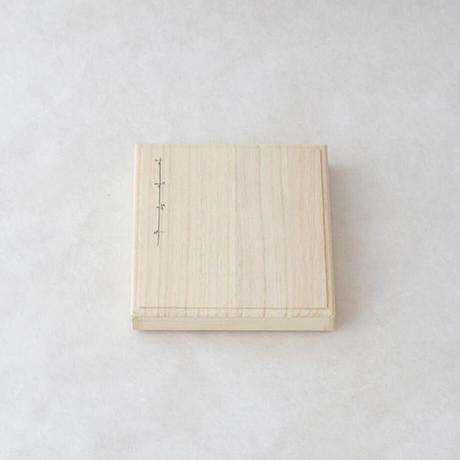 すずがみギフト用桐箱 11 x 11