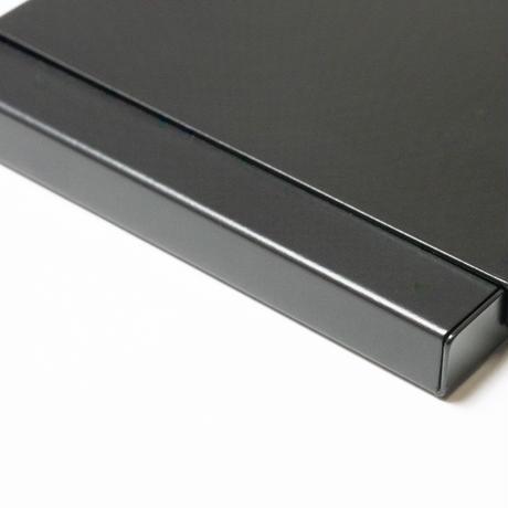 メタルケース BLACK SERIES BK05-チタニウム(チタン)