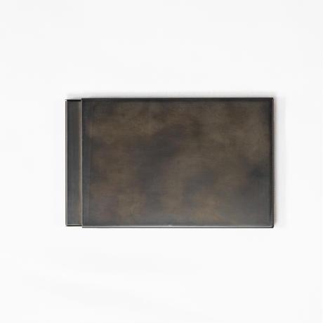メタルケース BLACK SERIES BK04-ブラス(真鍮)