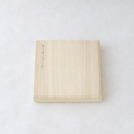 すずがみギフト用桐箱 13 x 13