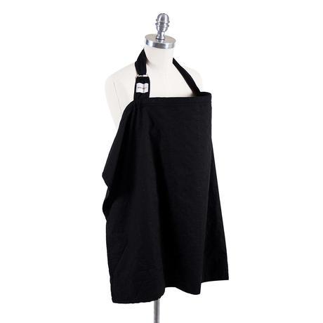 ブラックアイレット:ナーシングカバー ・穴かがり刺繍 #3CBETB
