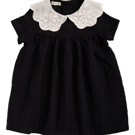 minimom  Frances Dress (Black)
