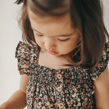 Jamie Kay  Organic Cotton Kennedy Dress - Luca Floral