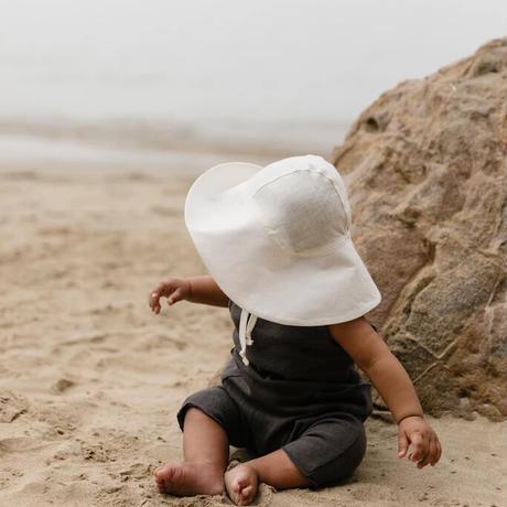 Briar Baby  OYSTER SUNBONNET
