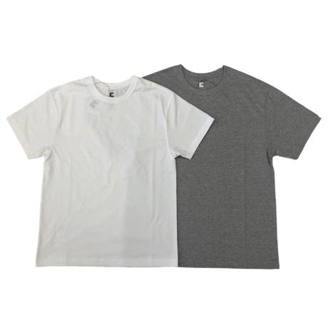 <BEFORCE>ボタニカルTシャツ-GRAY-