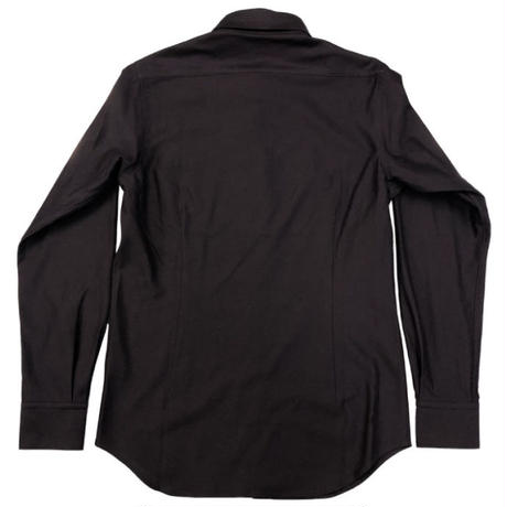 メンズ ビジネスシャツ -BLACK- Balancircular®