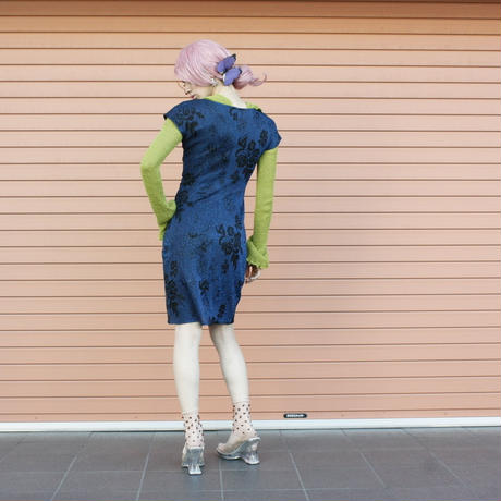 1980's Vintage 【All That Jazz】Rame Tight onepiece